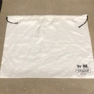 Coach Dust Bag Large